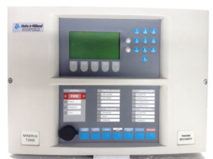 Tyco Minerva Mx T2000 Intelligent Marine Control Panel